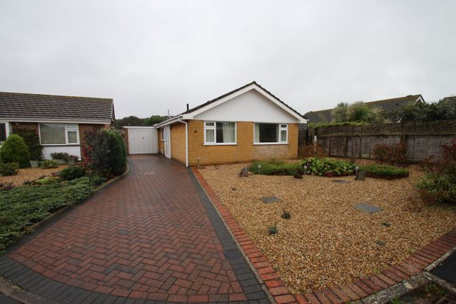 Thumbnail Bungalow for sale in Howe Close, Mudeford