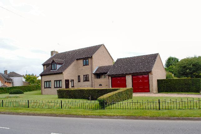 Thumbnail Detached house for sale in Main Street, Lutton