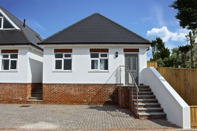 Thumbnail Detached house for sale in Hythe Road, Oakdale, Poole