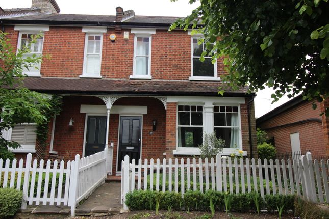 Thumbnail Semi-detached house to rent in Hadley Highstone, Barnet