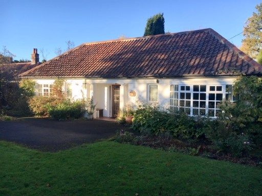 Thumbnail Bungalow for sale in Runnymede Road, Darras Hall, Northumberland, Tyne & Wear