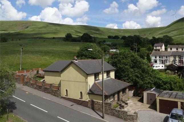 Thumbnail Detached house for sale in Stormy Lane, Nantymoel, Bridgend, Mid Glamorgan.