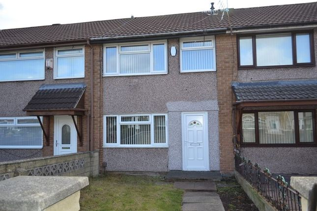 Thumbnail Terraced house to rent in Avis Walk, Fazakerley, Liverpool