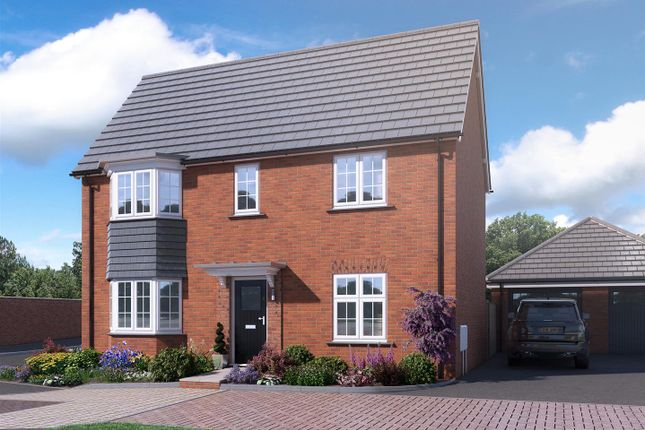3 bed detached house for sale in Dykes Way, Wincanton BA9