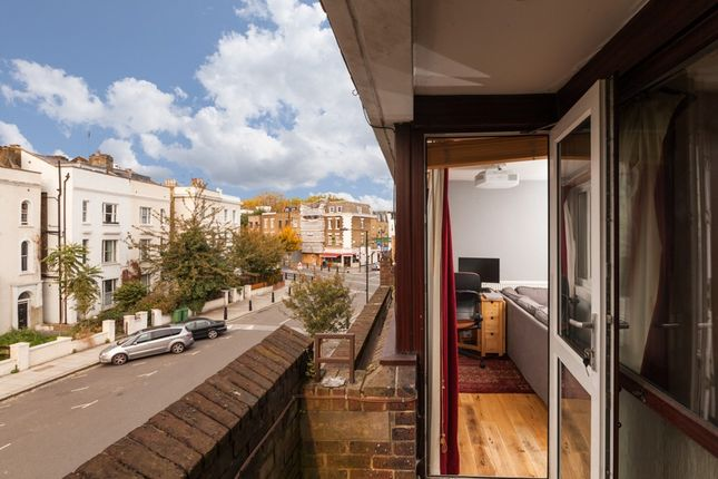 Thumbnail Flat for sale in Queens Crescent, Kentish Town