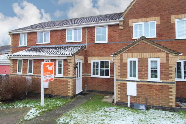 3 bed terraced house to rent in Templemeads Close, Morton, Bourne PE10