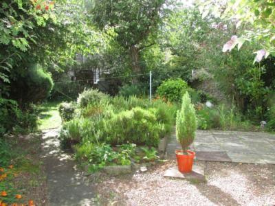 Garden of Stanley Street, Aberdeen AB10