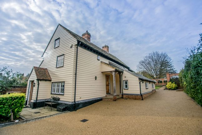 Thumbnail Detached house to rent in High Street, Much Hadham