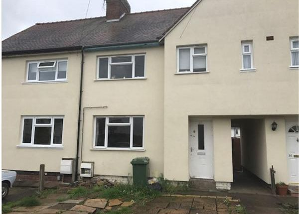 Thumbnail Terraced house to rent in Tryan Road, Nuneaton