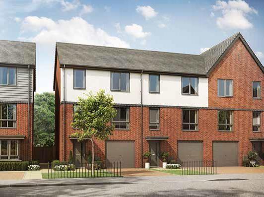 Thumbnail Terraced house for sale in Longbridge Place, Longbridge, Birmingham