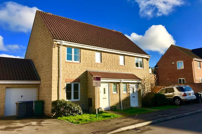 3 bed semi-detached house for sale in Brabant Way, Westbury, Wiltshire