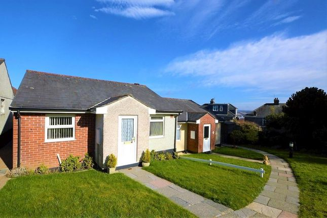 Thumbnail Semi-detached bungalow for sale in Cedar Court, Saltash, Cornwall