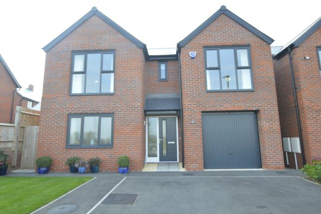 Thumbnail Detached house for sale in Hawser Road, Tewkesbury, Gloucestershire