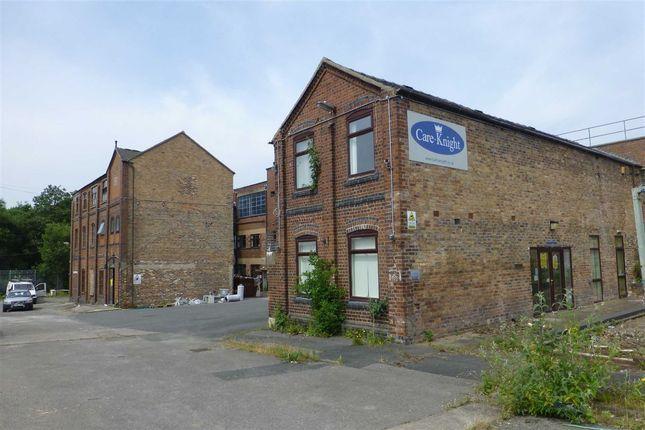 Light industrial to let in Atlas Street, Stoke-On-Trent