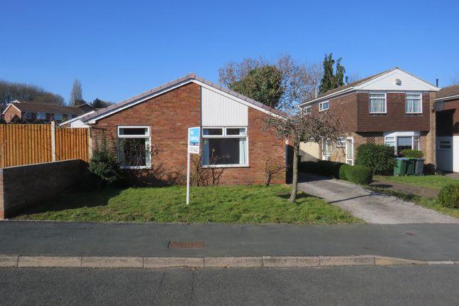 Thumbnail Detached bungalow for sale in St. James Close, West Bromwich