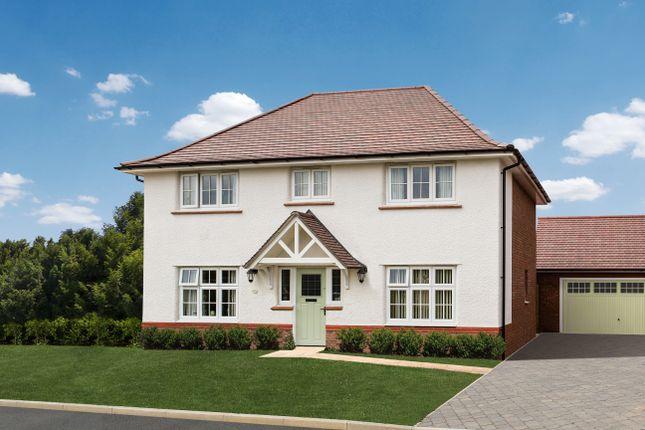 Thumbnail Detached house for sale in Plot 179 - The Harrogate, Lady Lane, Blunsdon, Swindon