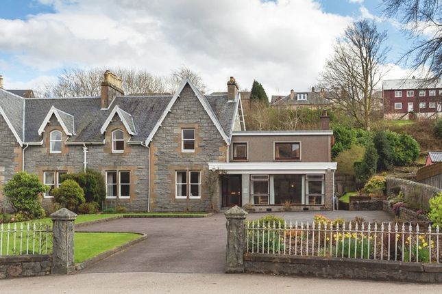 Thumbnail Detached house for sale in Achintore Road, Fort William