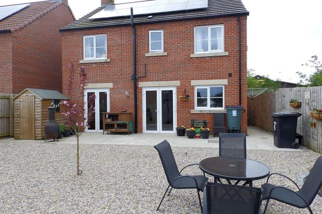 4 bed detached house for sale in Battle Close, Boroughbridge, York