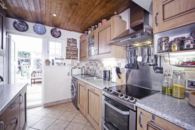 Kitchen of Dahlia Gardens, Mitcham CR4