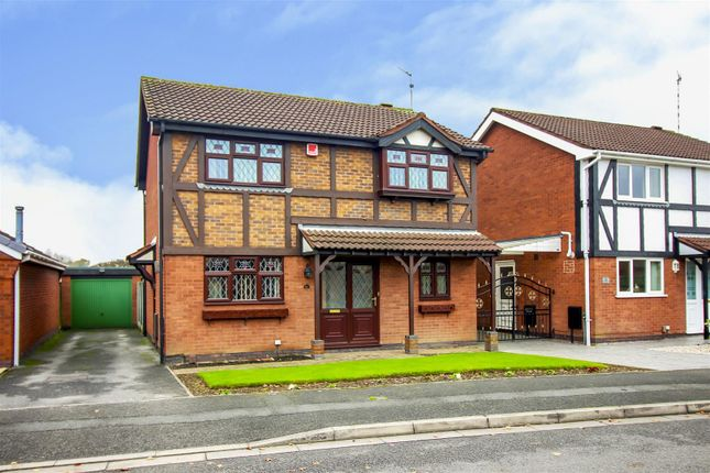 Front of Roehampton Drive, Trowell, Nottingham NG9