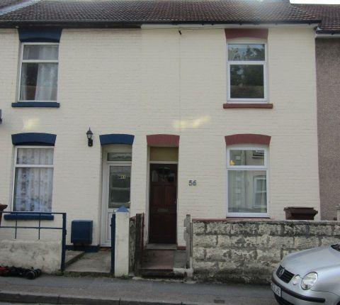 Thumbnail Terraced house for sale in East Street, Gillingham