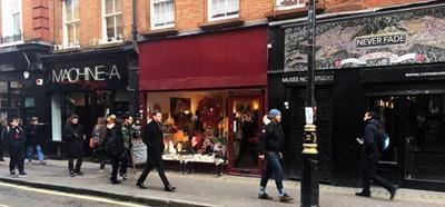 Thumbnail Retail premises to let in 15 Brewer Street, Soho, London
