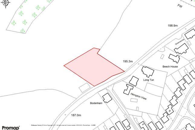 Sale Plan of Bussage, Stroud, Gloucestershire GL6