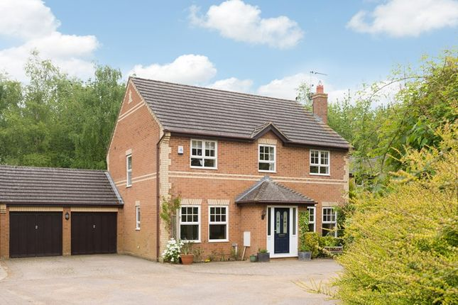 Thumbnail Detached house for sale in Gaveston Gardens, Deddington, Banbury