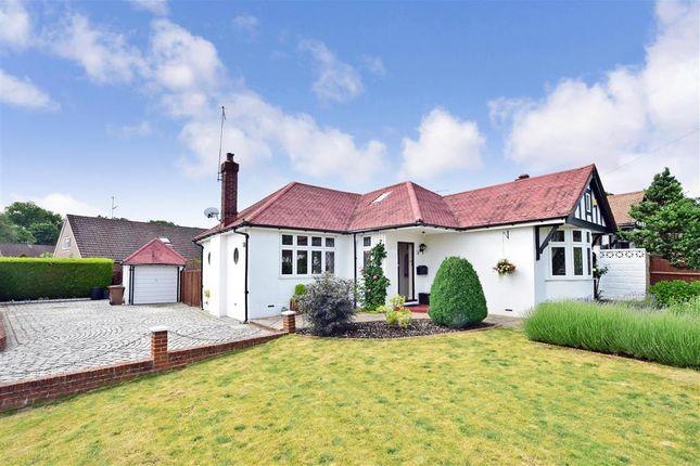 Thumbnail Detached bungalow for sale in Woodlands Drive, South Godstone, Godstone, Surrey