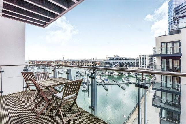 Thumbnail Flat for sale in Sirocco, 33 Channel Way, Southampton