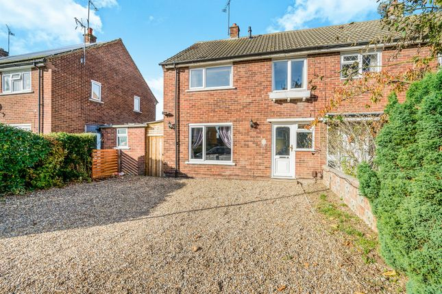 Thumbnail Semi-detached house for sale in St. Chads Road, Maidenhead