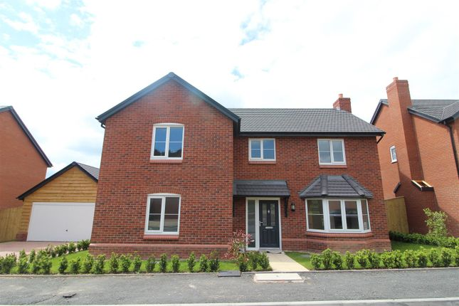 Thumbnail Detached house for sale in The Oundle - Hopton Park, Nesscliffe, Shrewsbury