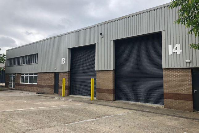 Thumbnail Industrial to let in 13-14 River Ray Estate, Barnfield Road, Swindon