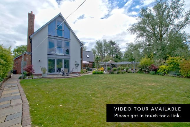 Thumbnail Detached house for sale in High Street, Toft, Cambridge