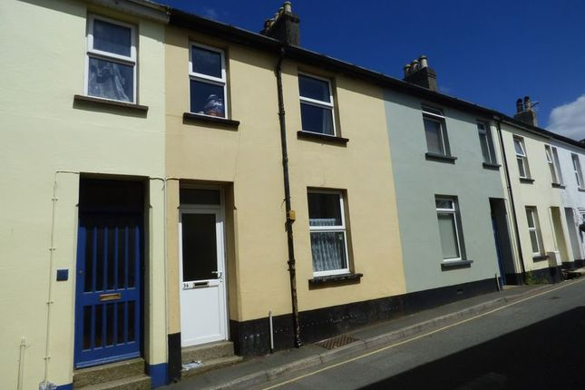 Thumbnail Terraced house for sale in Fore Street, Bere Alston, Yelverton