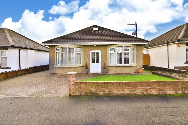 Thumbnail Detached bungalow for sale in Heol Pen Y Fai, Whitchurch, Cardiff