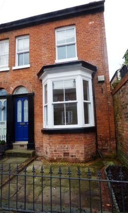 Thumbnail Terraced house to rent in Renshaw Street, Altrincham