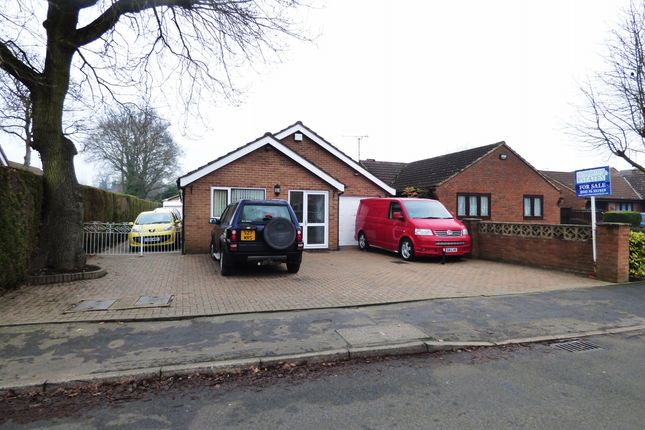 Thumbnail Bungalow for sale in Coombe Court, Brinklow Road, Binley, Coventry