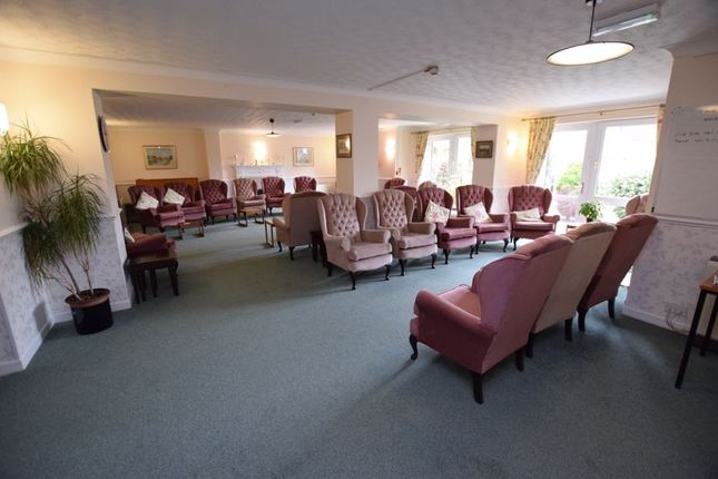 Communal Lounge of Homeminster House Phase I, Warminster BA12