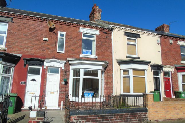 Thumbnail Terraced house to rent in St. Pauls Road, Thornaby, Stockton-On-Tees
