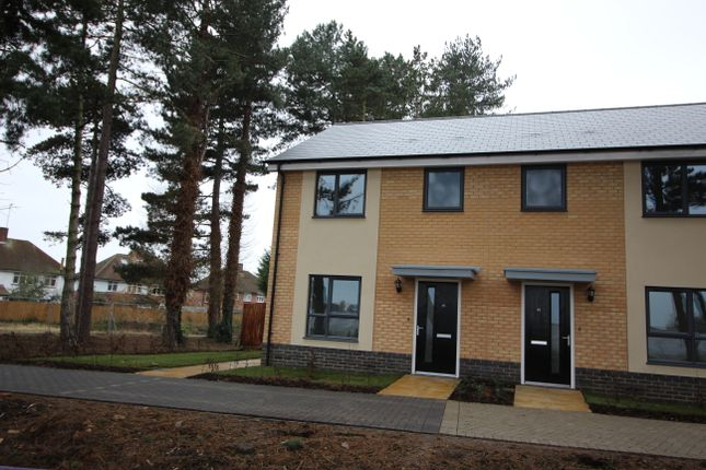Thumbnail Semi-detached house to rent in Kirby Drive, Colchester