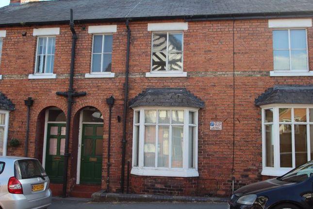 Thumbnail Town house to rent in Rock Terrace, High Street, Malpas