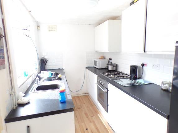 Kitchen of Exeter Street, St. Helens, Merseyside WA10