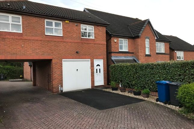 Thumbnail Flat for sale in Gullick Way, Burntwood