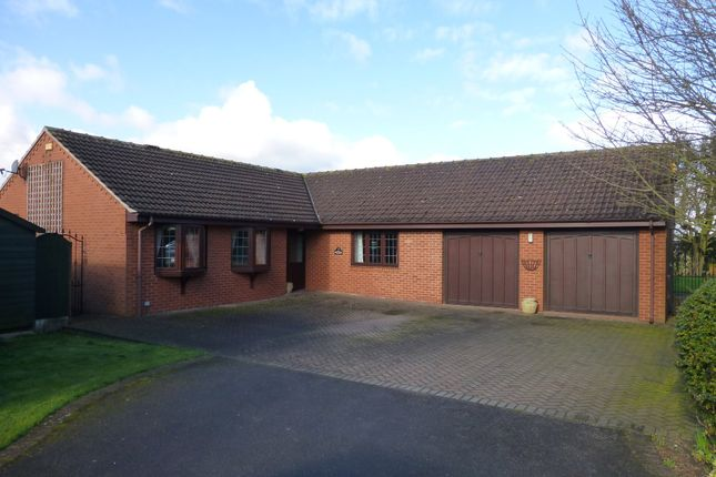 Thumbnail Detached bungalow to rent in Sunnybank Gardens, Gringley-On-The-Hill, Doncaster