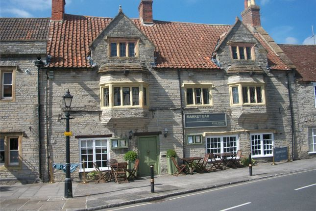 Thumbnail Hotel/guest house for sale in 28 Market Place, Somerton, Somerset
