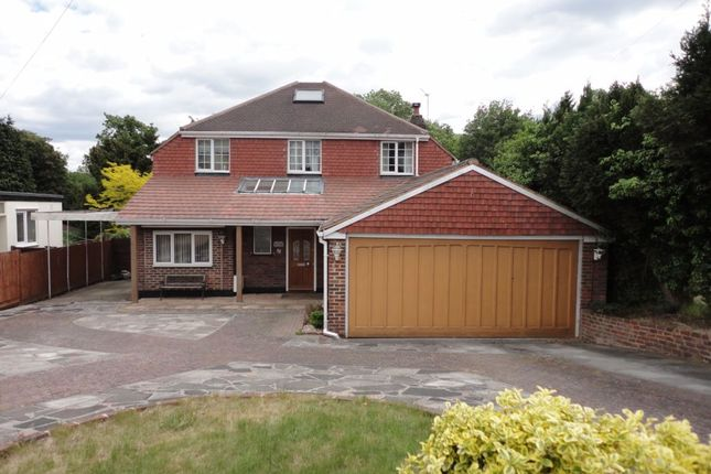 Thumbnail Detached house to rent in Julian Road, Chelsfield Park