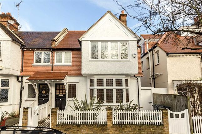 Thumbnail Property to rent in Flanders Road, London