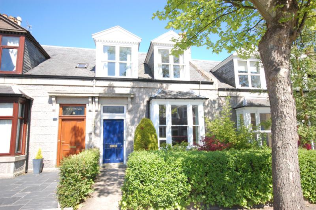 Thumbnail Terraced house to rent in Duthie Terrace, Aberdeen, 7Ps