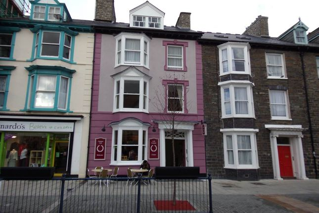 Thumbnail Flat to rent in Flat 4, 20 North Parade, Aberystwyth, Ceredigion